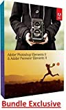 Adobe Photoshop Elements 10 & Adobe Premiere Elements 10 - MAC / PC (Bulk Packaged)