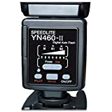 Yongnuo Yn-460 Ii Flash Speedlite for Canon Rebel T3 T2i T1i Xsi Xt Xti Xs Xsi T1i 5d Mark III Ii 7d 60d Dslr Camera Light Lamp Illumination