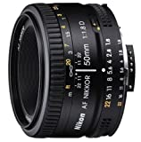Nikon 50mm f/1.8D AF Nikkor Lens for Nikon Digital SLR Cameras