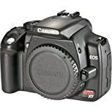 Canon Rebel XT DSLR Camera (Body Only) (OLD MODEL)
