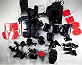 Go Pro Accessory Kit Ultimate Combo Kit 33 accessories for GoPro HERO3+,GoPro HERO3,GoPro HERO2 and GoPro HERO Cameras