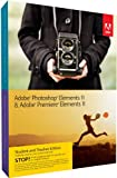 Adobe Photoshop Elements 11 & Adobe Premiere Elements 11 Student and Teacher Edition