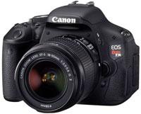 Canon Rebel T3i / EOS 600D